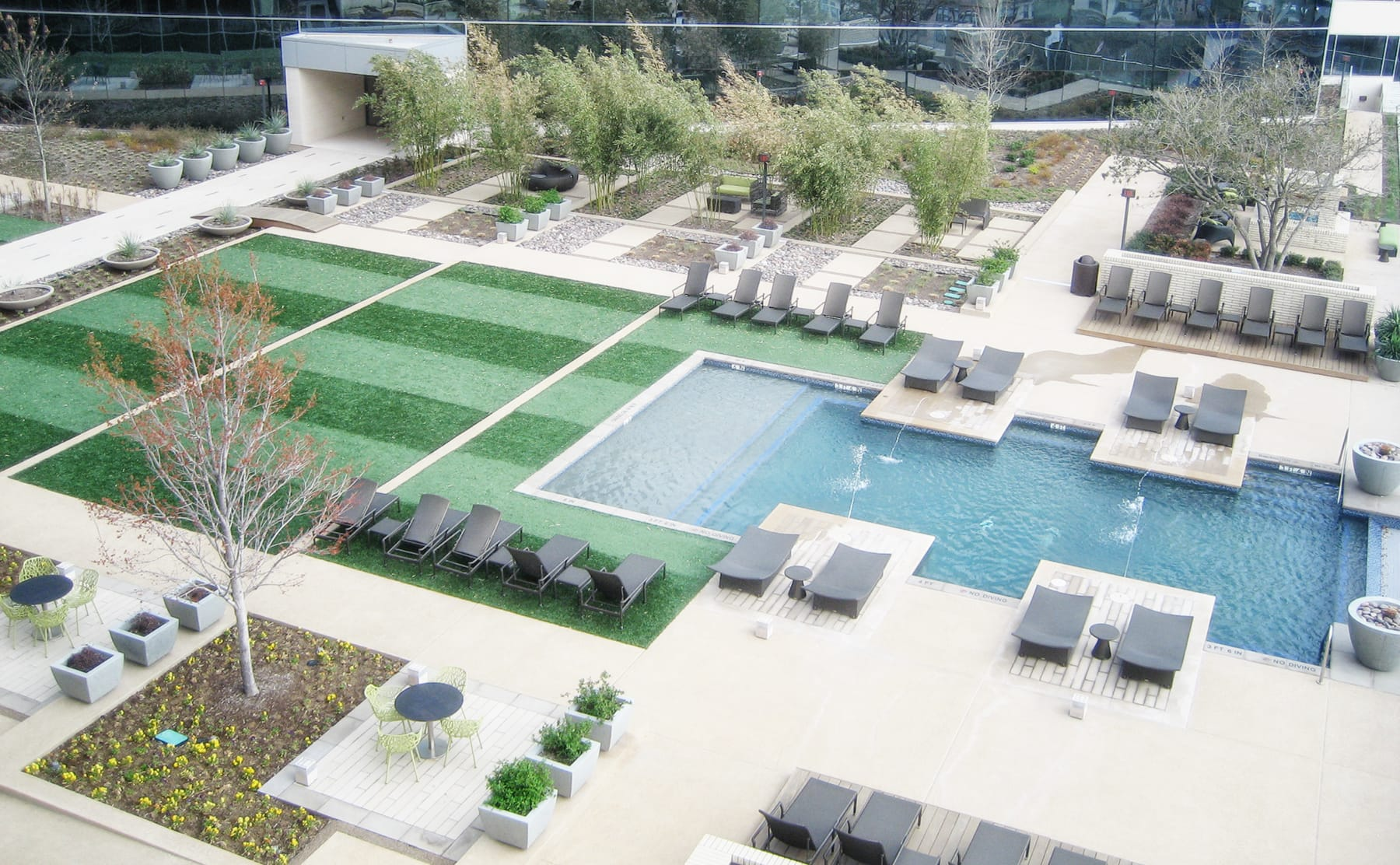 Apartments In Uptown Dallas With The Best Pools