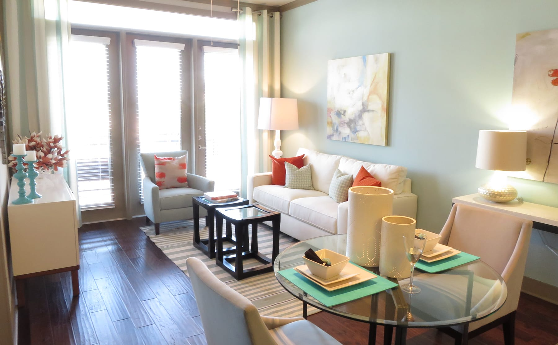 Apartments in Uptown Dallas Beautifully Furnished