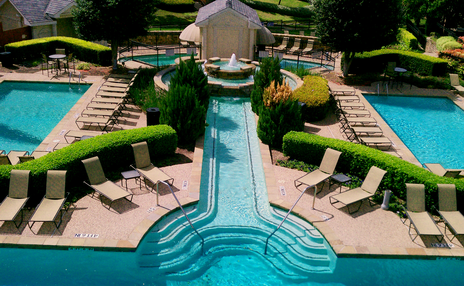 Apartments in Plano with the Best Pools