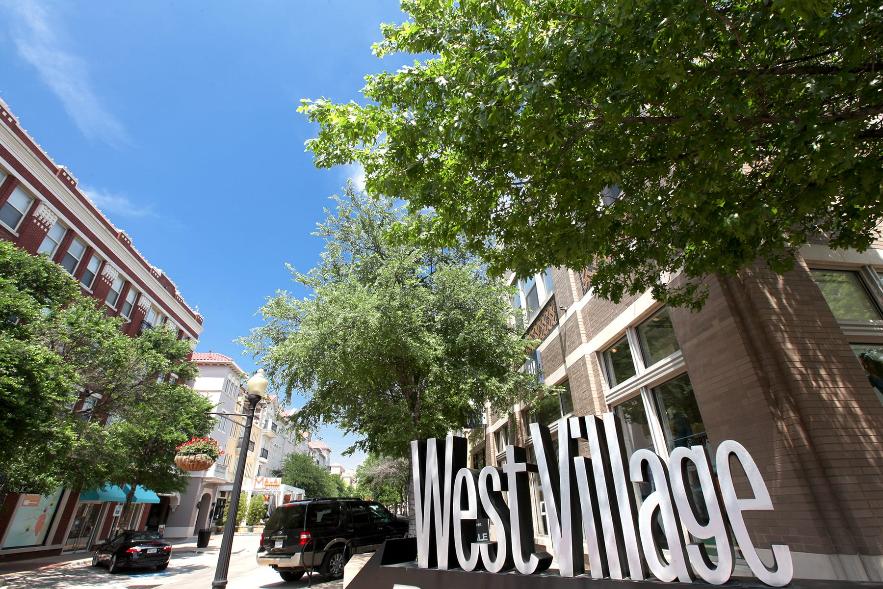 Uptown Dallas Apartment Living - West Village