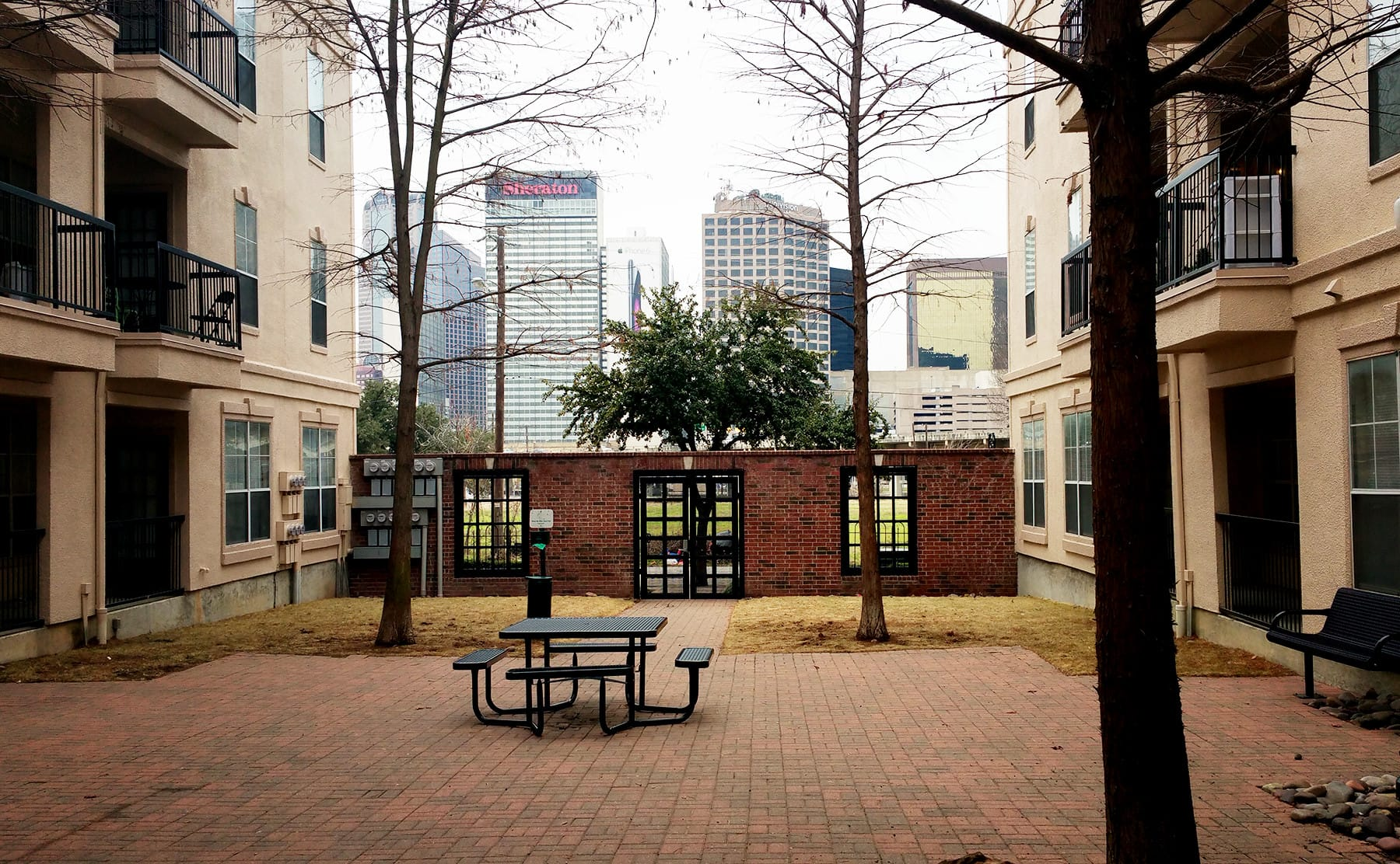 Apartments in Deep Ellum with the Best Courtyards