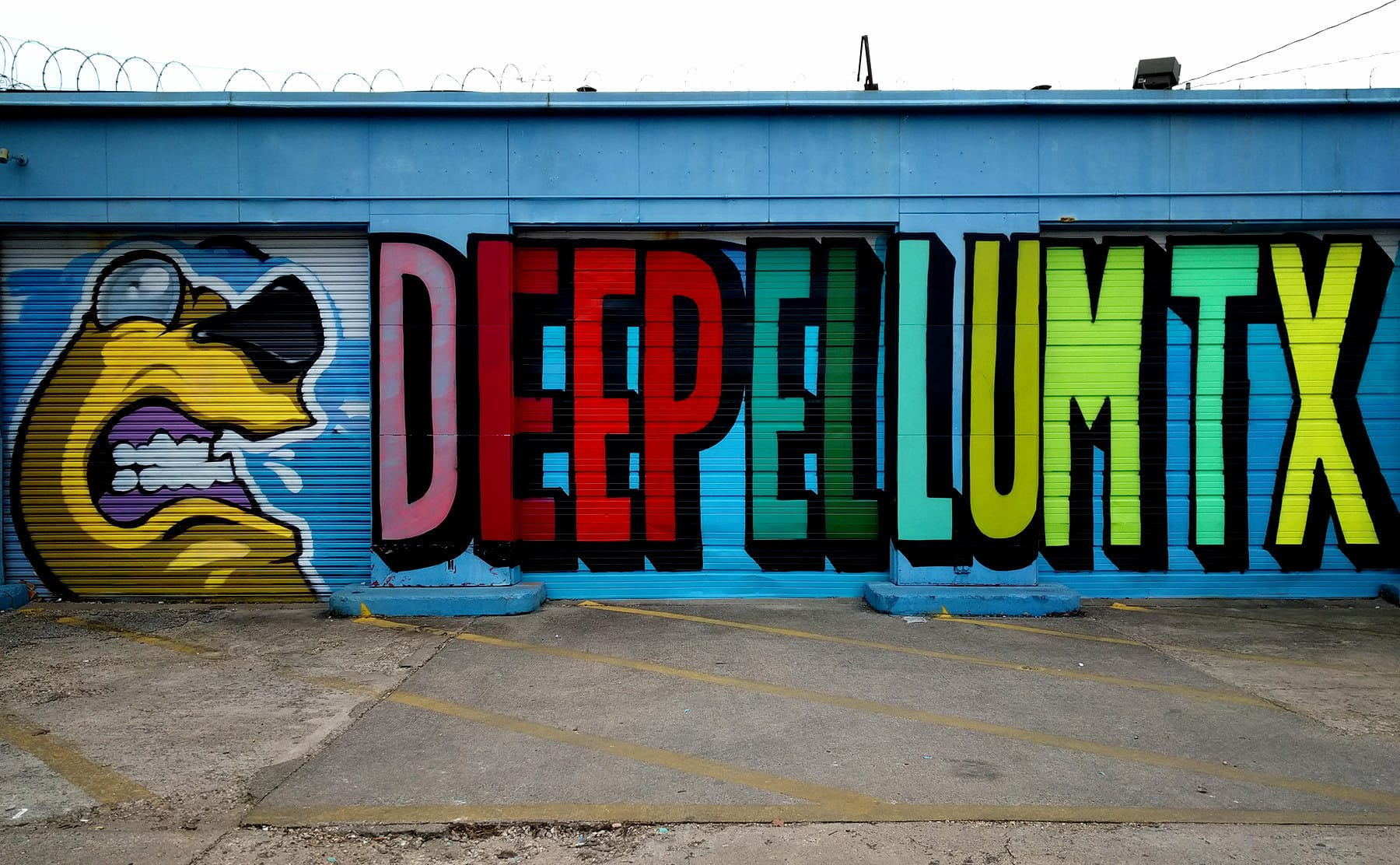 Deep Ellum Apartment Living - Street Art