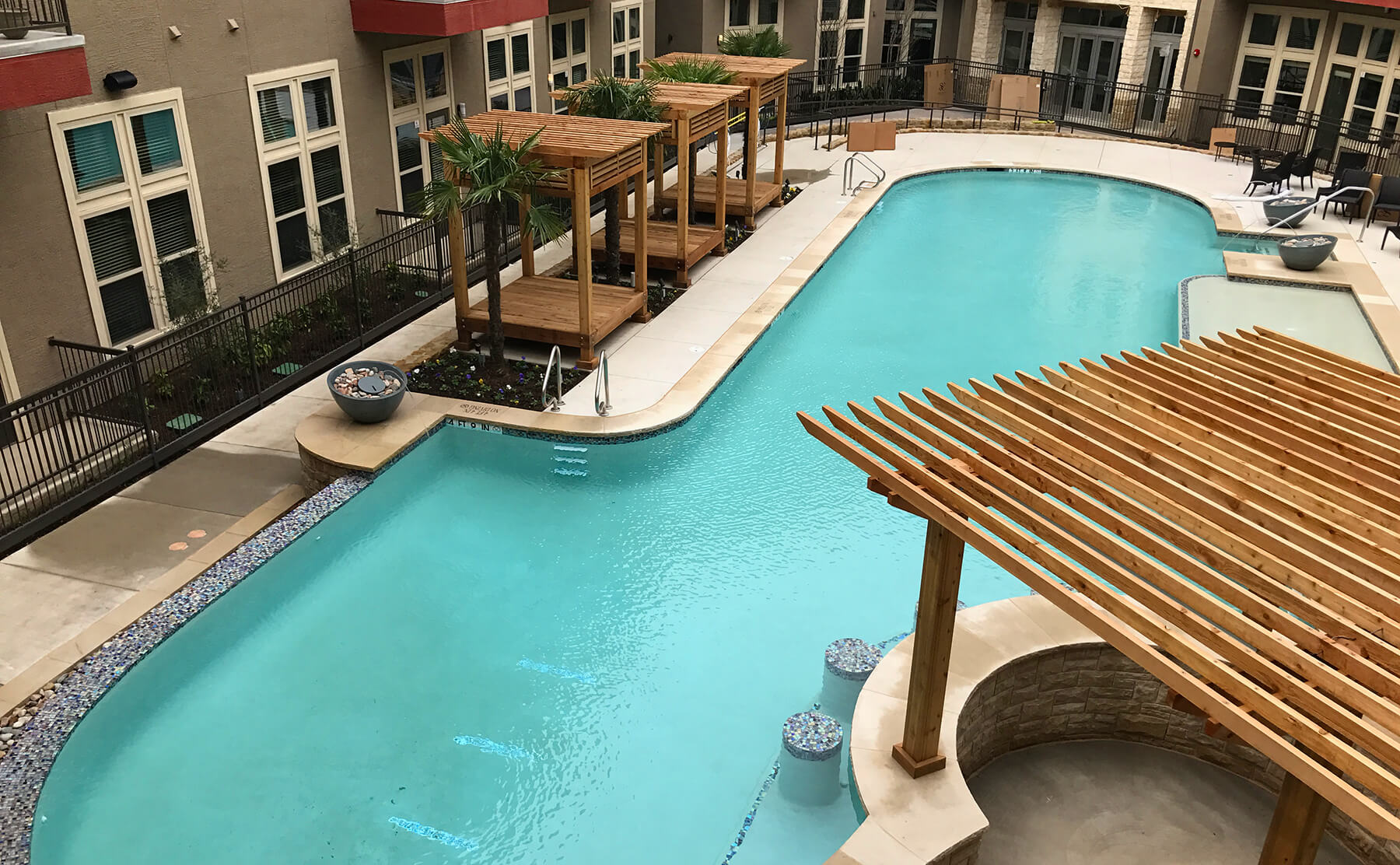 Apartments in Frisco with the Best Pools