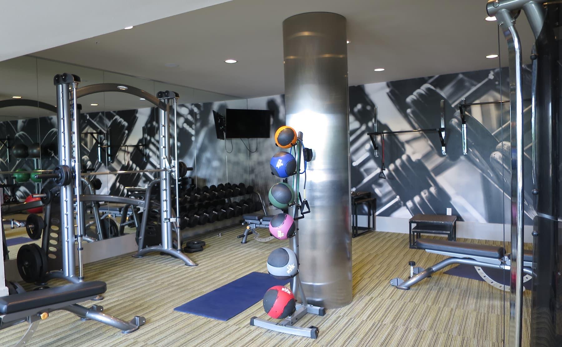 Las Colinas - Irving Apartment Living - Fitness Center