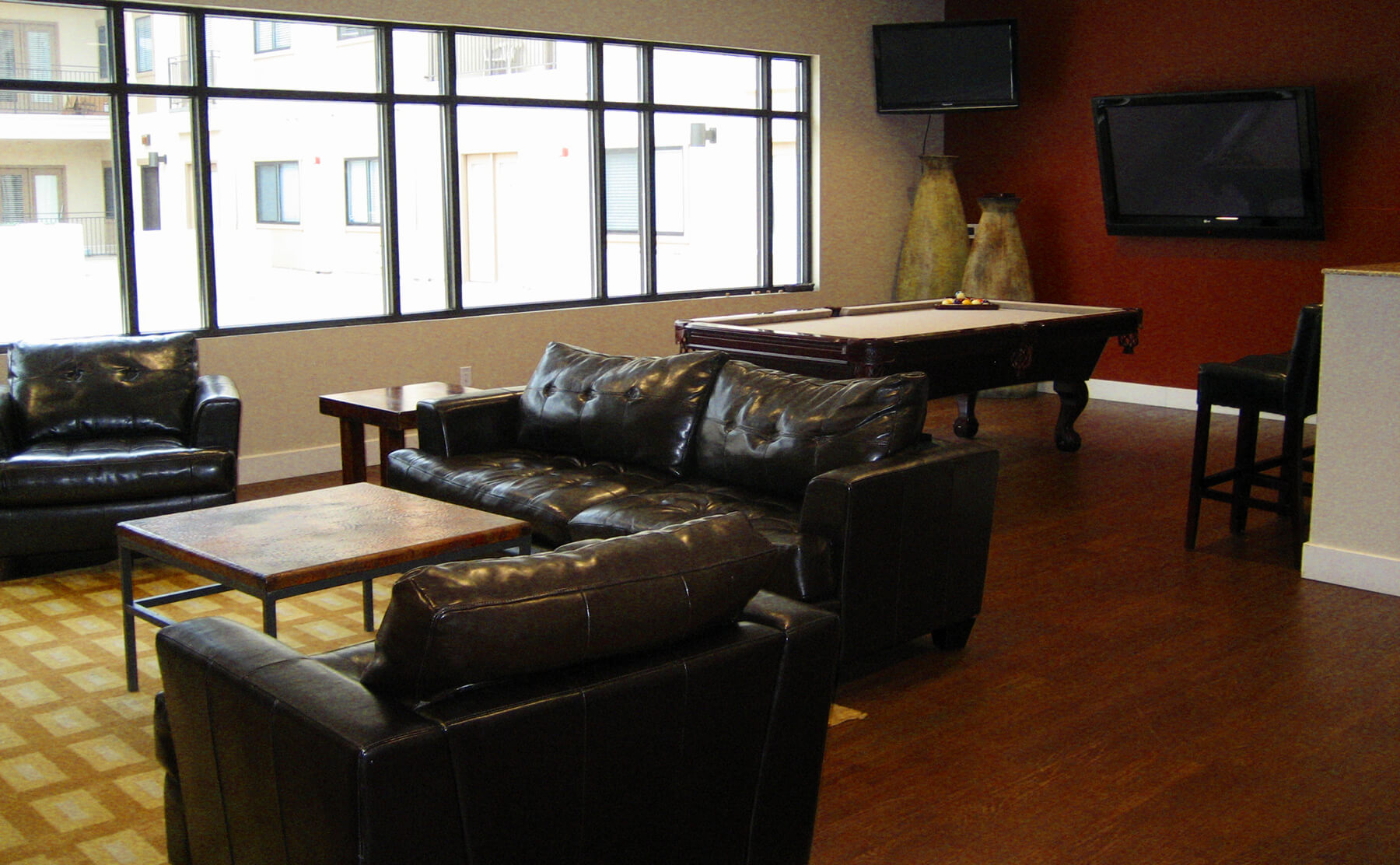 McKinney Apartment Living - Apartment Gameroom